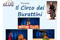 Il circo dei burattini, Piccolo Teatro il 06.01.2018