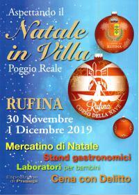 Villa Poggio Reale